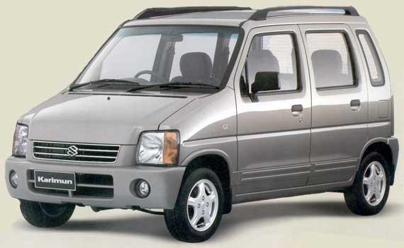 mobil bekas 50 juta Suzuki Karimun 1999