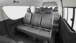 Toyota HiAce Minibus Rental in Bali