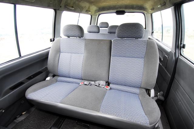 KIA Pregio Minibus Rental in Bali
